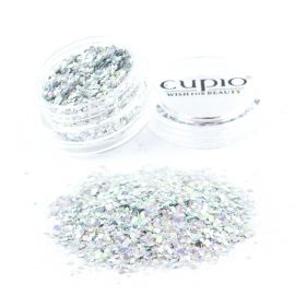 Paiete cu sclipici - Argintiu Multicolor