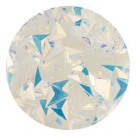 Paiete triunghi 4D Turquoise