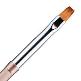 Pensula gel Nr. 6 Cupio cu capac metalic