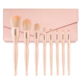 Pensule make-up Muah set 8