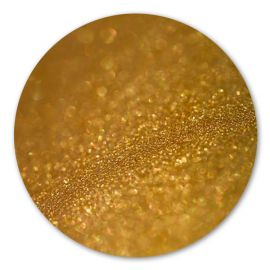 Pigment make-up Glitter Gold