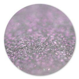 Glitter make-up Pearl White