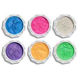 Pigmenti de unghii Neon set 6 #02
