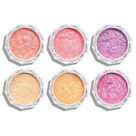 Pigmenti de unghii Neon set 6 #04
