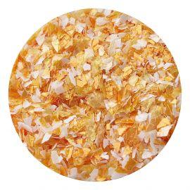 Mix confetti galben