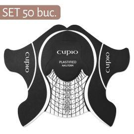 Sabloane de constructie plastifiate Cupio - 50 buc