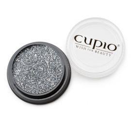 Sclipici fin Premium - Silver