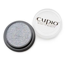 Sclipici Premium holografic - Argintiu