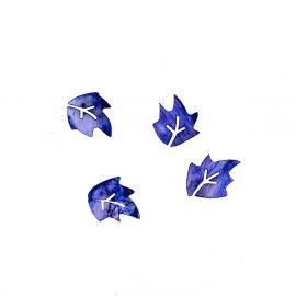 Scoici presate Albastre