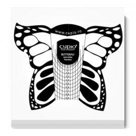 Sabloane constructie plastifiate Fluture - 50 buc