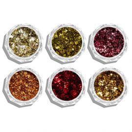 Mix sclipici si pigmenti de unghii #02