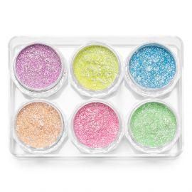 Pigmenti de unghii Neon set 6 #05