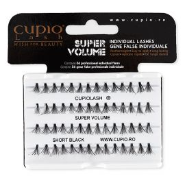 Gene CupioLash Super Volume fara nod - scurte