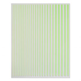 Abtibild unghii Green Strips
