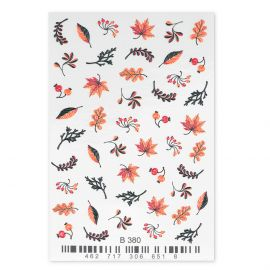 Tatuaj 3D unghii B380