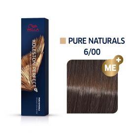 Vopsea de par Wella Professionals Koleston Perfect 6/00 Blond Inchis Natural
