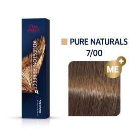 Vopsea de par Wella Professionals Koleston Perfect 7/00 Blond Mediu Natural
