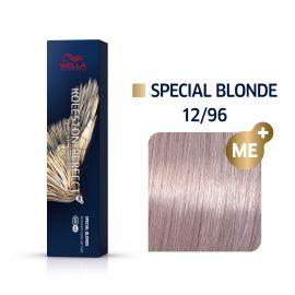 Vopsea de par Wella Professionals Koleston Perfect 12/96 Blond Special Albastrui Violet