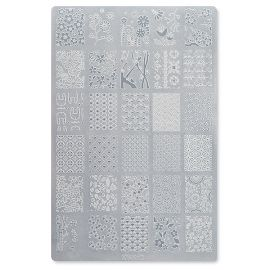 Matrita stampila plexi Mini K10