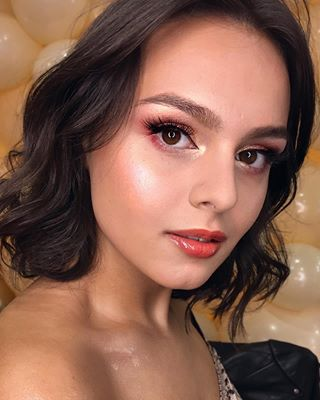 Perfect fall make-up look done by make-up artist @_creciun_tania_ ❤️ • #Cupio #CupioMakeup #makeupartist #instamakeup #fallmakeup #fallmakeuplook #InstaLadypalette #SkinGlow #CupioLips #CupioLashes #DeluxeFauxMink